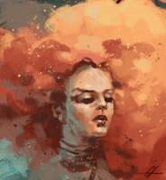 painting practice by CarolineLaplante