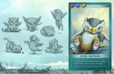 Mythic - Eyrie Gryphon