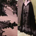 Haute Gothic Wedding Dress