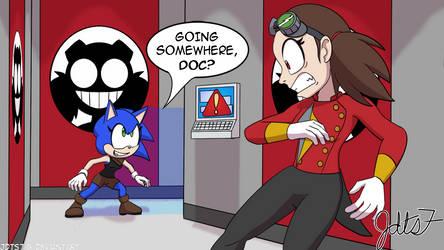 Going Somewhere, Doc?