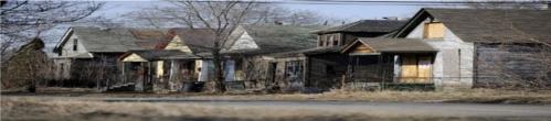 Wrecked Neighborhood
