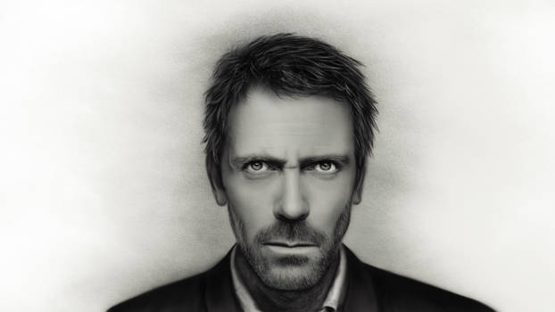 drawing - House M.D.