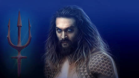 Aquaman drawing