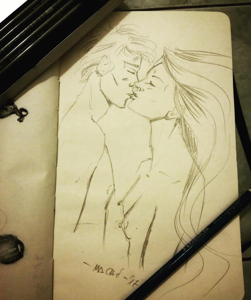 Kisses by MaChI83