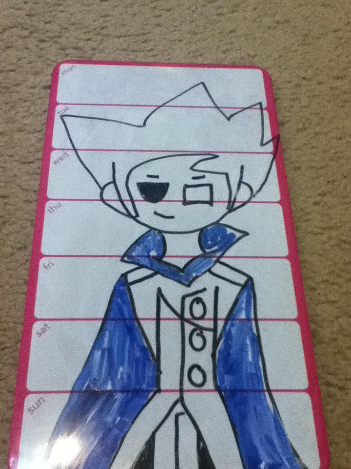 Blue Leader Eddsworld Au By Faithsworld On Deviantart