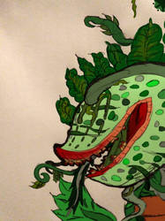 AUDREY II by Faithsworld