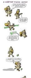 A certain comic rewiev by limingantaidekoulu