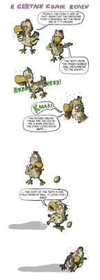 A certain comic rewiev