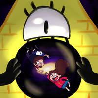 Gravity Falls by jadethestone