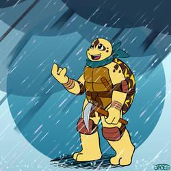 Tove the Radiated Tortoise
