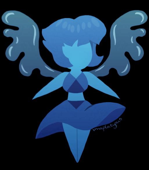 Ocean Angel by Imaplatypus