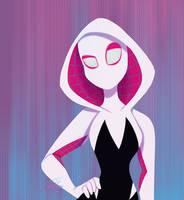 Spider-Gwen by Imaplatypus