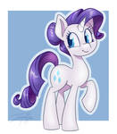 The fabulous Rarity