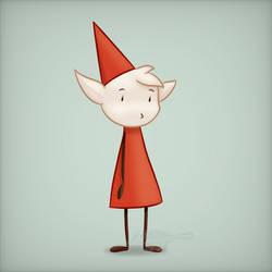 The Smol Elf by Imaplatypus