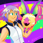 Riku and His Son by Imaplatypus