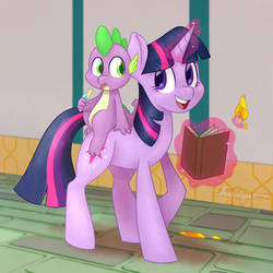 S1 Twi and Spike
