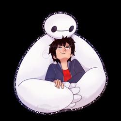 Baymax Hug