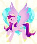 Princess Mi Amore Cadenza by Imaplatypus