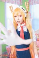 Tohru Cosplay (Miss Kobayashi's Dragon Maid) by KleinerPixel
