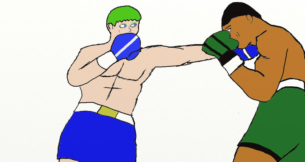 Rivalry: Round 2 by darthrivan