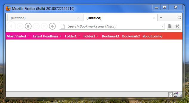 Metro - Firefox Theme - 1.4.1 by BoneyardBrew