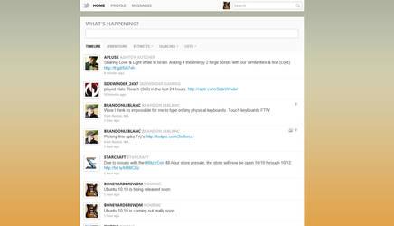 The New Twitter - Metro by BoneyardBrew
