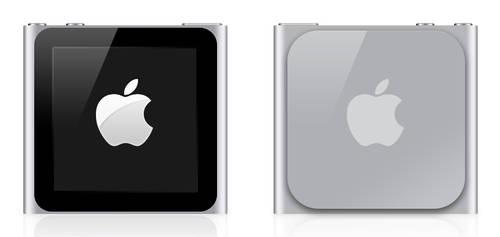 iPod Nano 6G by BoneyardBrew