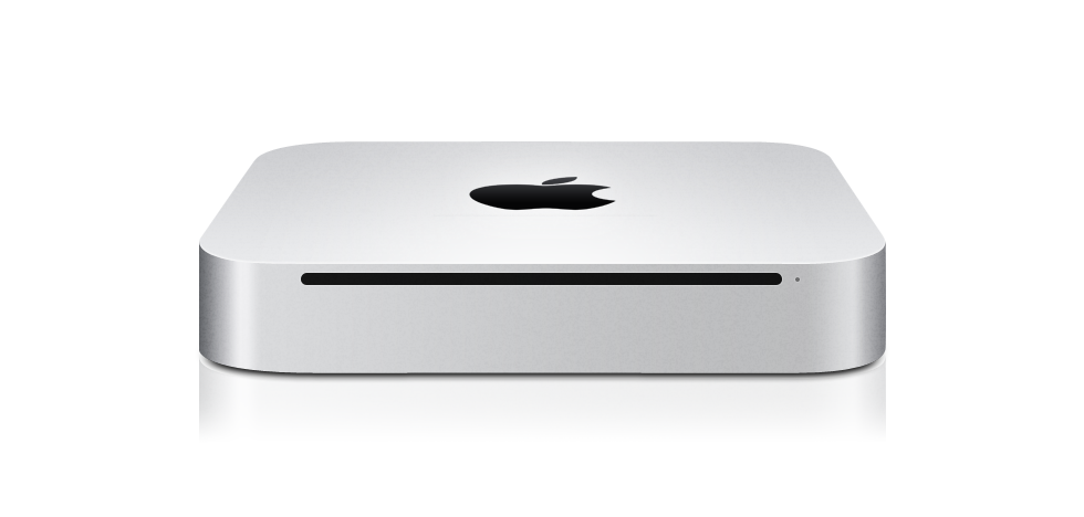 Mac Mini - Alternate Angle by BoneyardBrew