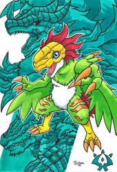 Rufflemon Evolution