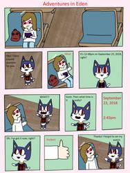 Adventures in Eden (Page 1)