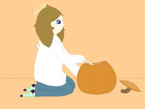 #Hollyween Day 4- Halloween Decor