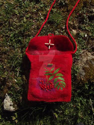 Bag and rowan cross