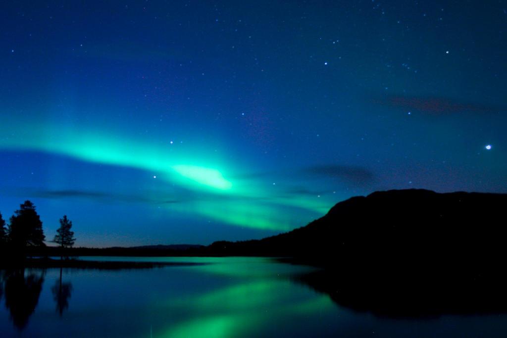 Aurora polaris by afoxen
