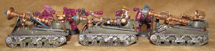 Chaos Rapier battery  side view by namezong