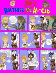 Balthier Vs. Al-Cid by Al-Cid-Malgaras-Club
