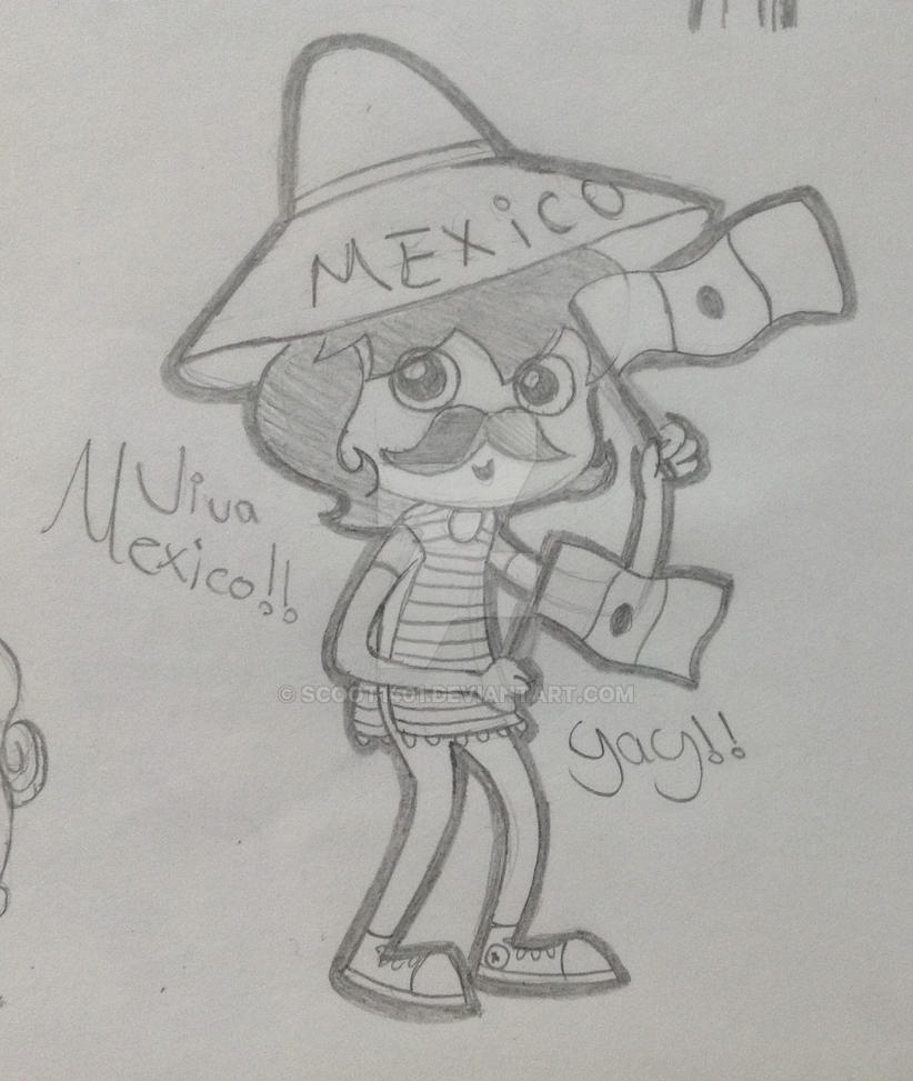 VIVA MEXICO by Scoot1401