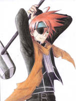 LAVI x3 by Kittyyy