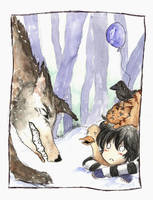 PETER AND THE WOLF by Kittyyy