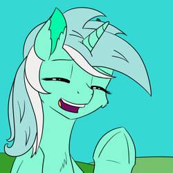 Lyra Heartstrings ''Hi''