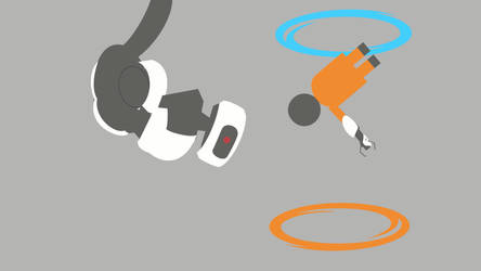 Portal Animation (University Project) *Link Below*