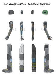 Bionic Design - 2D Concept Art