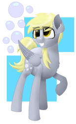 Derpy Hooves - Eyelashes Ver.