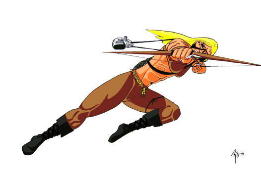 Huntress - Updated