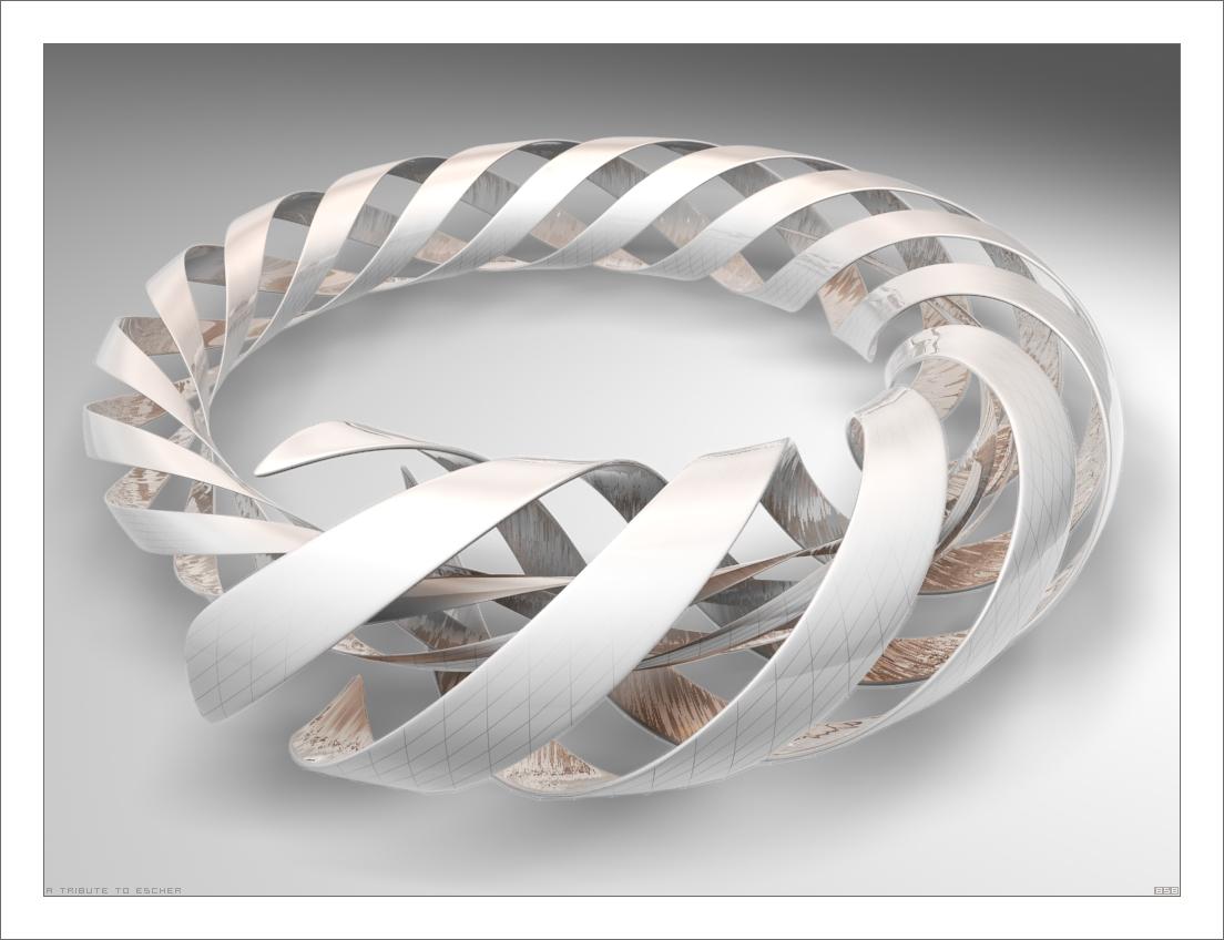 A Tribute To Escher