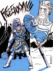 Braveheart by mardukreport
