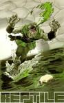 Reptile - MK Immortal