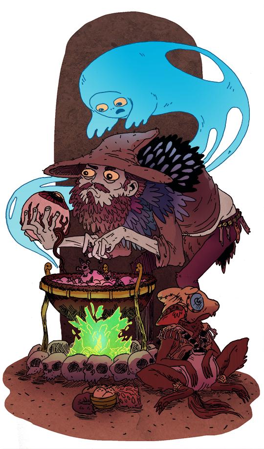 Witchsona Will by mardukreport