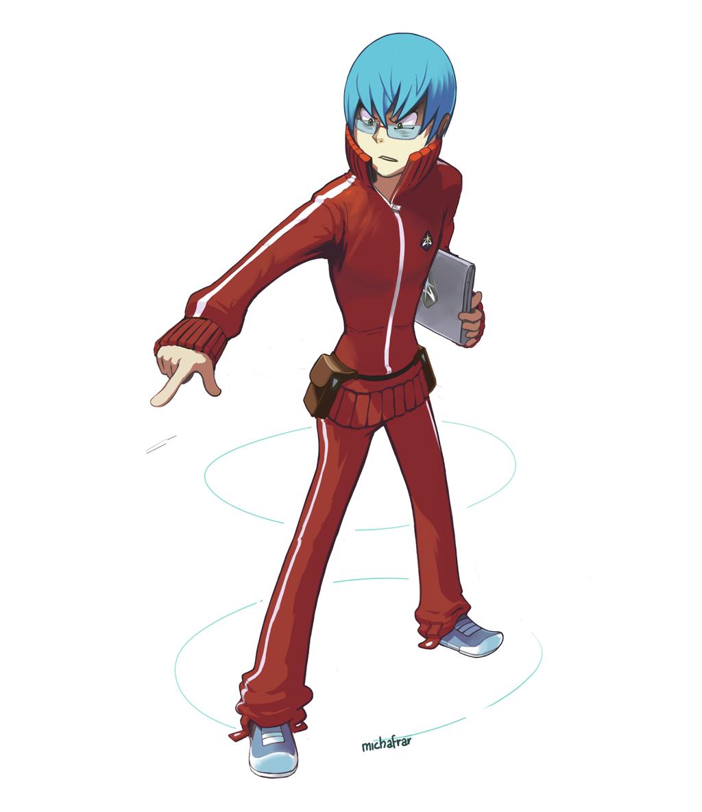 Inumuta  (Raiding suit) by Frario