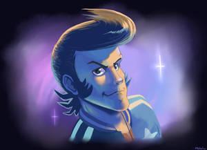 Dandy in Space