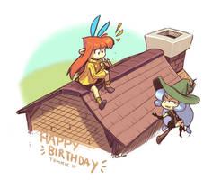 Yoki and Claire [birthday gift]